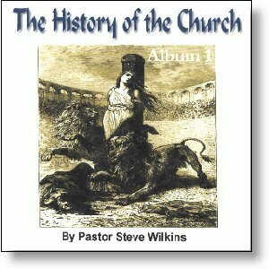 The History of the Church & God's People - Album 1