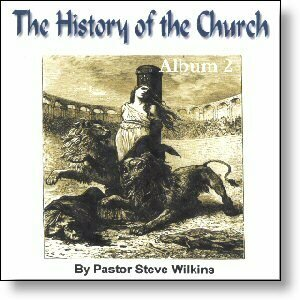 The History of the Church & God's People - Album 2