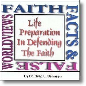Faith, Facts and False Worldviews