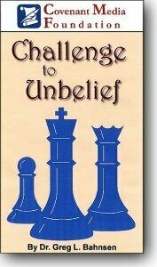 Challenge to Unbelief