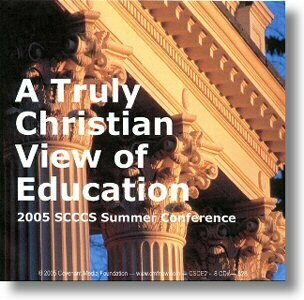 A Truly Christian View of Education