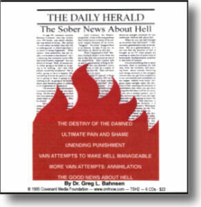 The Sober News About Hell