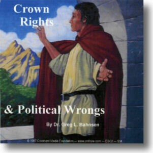 Crown Rights and Political Wrongs