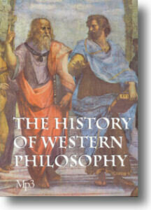 History of Western Philosophy Mp3 on CD