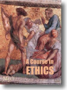 An Ethics Course Mp3 on CD