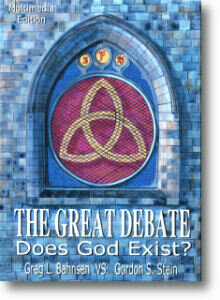 The Great Debate: Does God Exist?