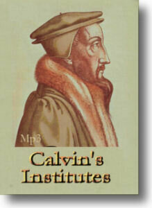 TSCC1 - Calvin's Institute of the Christian Religion Book I