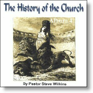The History of the Church & God's People - Album 5