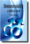 PDF Edition Homosexuality: A Biblical View (Also available as Kindle & E-Pub)