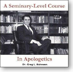 Seminary Apologetics-Mp3 on CD
