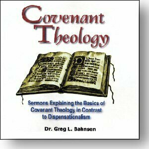 Covenant Theology-Mp3 on CD