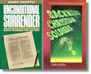 Backward, Christian Soldiers and Unconditional Surrender