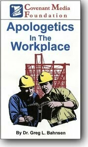 Apologetics in the Work Place