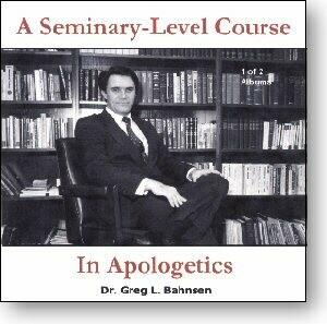 Seminary Apologetics