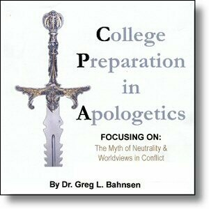 College Preparation in Apologetics