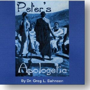 Peter's Apologetic