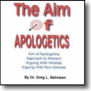 The Aim of Apologetics