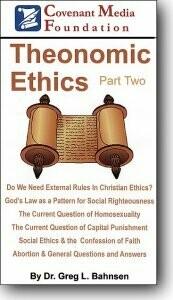Theonomic Approach to Ethics (II)