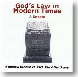 God's Law in Modern Times: A Debate