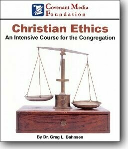 Christian Ethics: An Intensive Course for the Congregation-Mp3 on CD