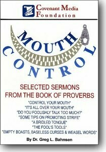 Mouth Control