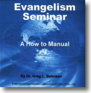 Evangelism Seminar