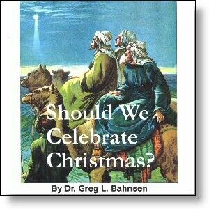 Should We Celebrate Christmas?