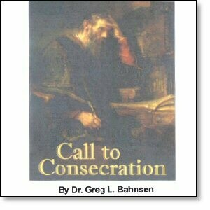 Call to Consecration