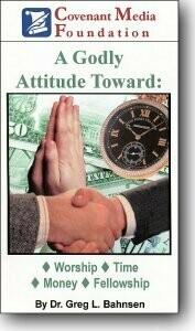 A Godly Attitude