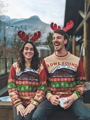 Christmas Sweater - Howe Sound Brewing