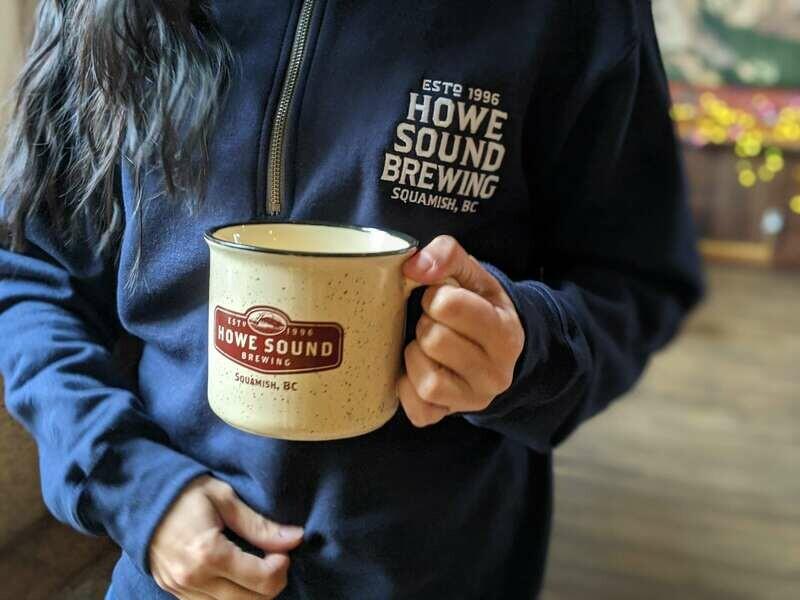 Camping Mug 16oz - Howe Sound Brewing