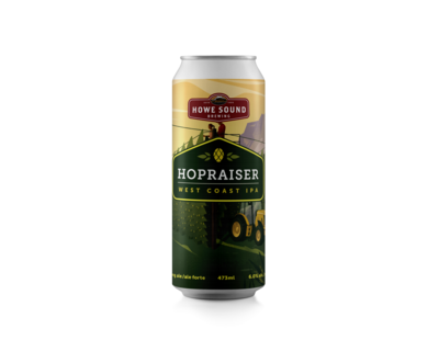 Hopraiser West Coast IPA