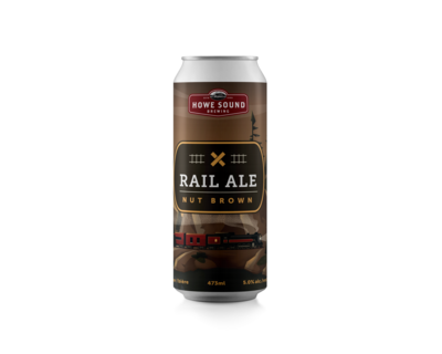 Rail Ale Nut Brown