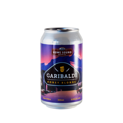 Garibaldi Honey Blonde
