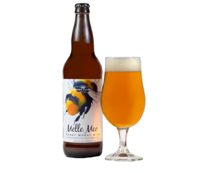 Melle Meo Honey Wheat Wine
