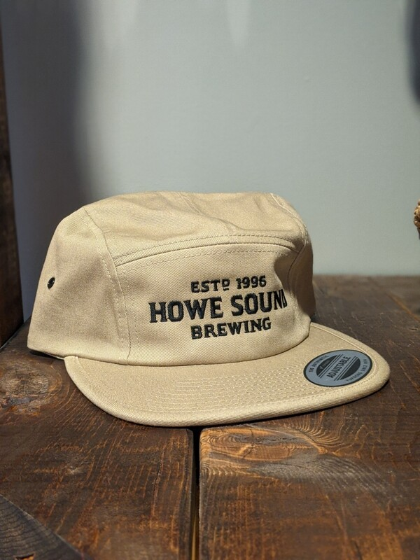 5-Panel Cap - Howe Sound Brewing