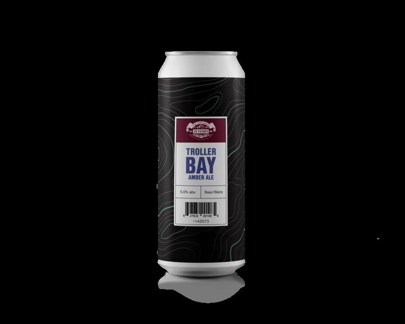 Troller Bay Amber Ale