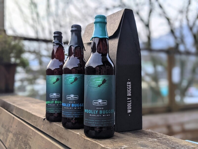 Woolly Bugger Reserve Pack 2020, 2019 & 2018