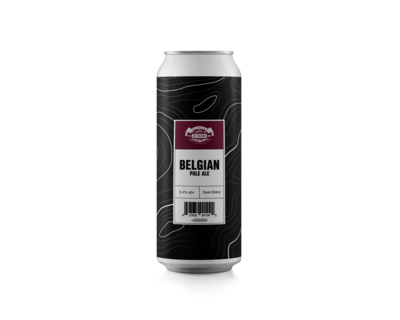 Belgian Pale Ale - 25th Anniversary Release