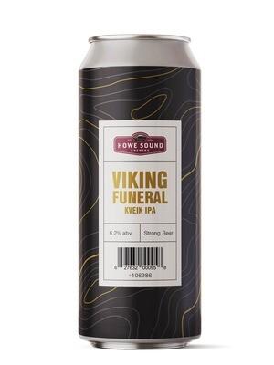 Viking Funeral Kveik IPA