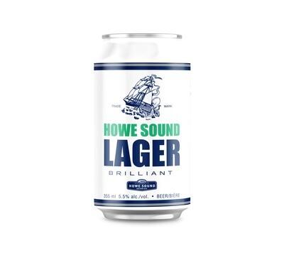 Howe Sound Lager