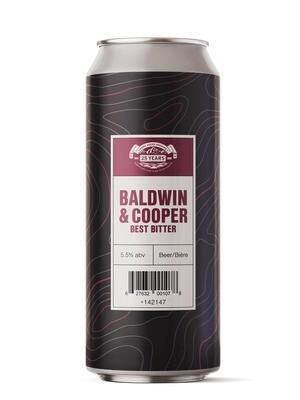 Baldwin & Cooper Best Bitter