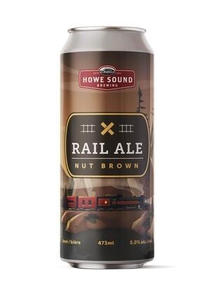 Rail Ale Nut Brown
