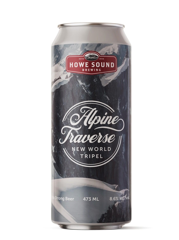Alpine Traverse New World Tripel