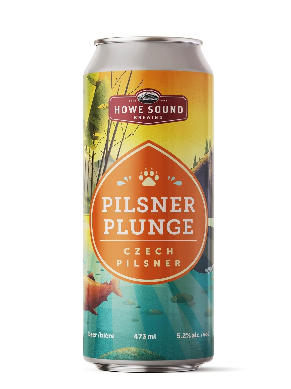 Pilsner Plunge Czech Pilsner