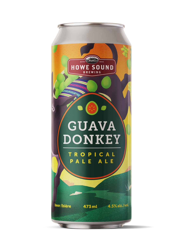 Guava Donkey Tropical Pale Ale