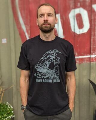 Howe Sound Lager T-shirt - Howe Sound Brewing
