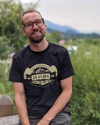 25th Anniversary T-shirt - Howe Sound Brewing