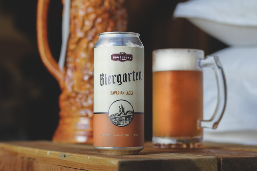Biergarten Bavarian Lager