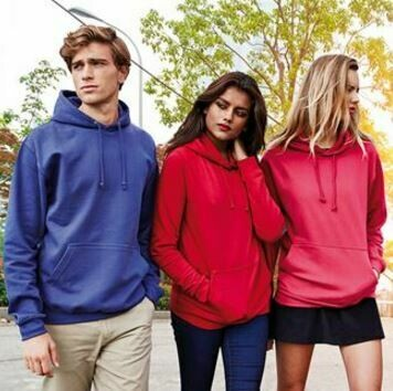 Womens Light Coloured Hoodie (10 Colours)